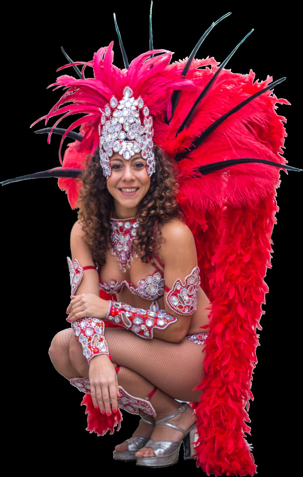 Laina Lilaséna troupe de samba brésilienne